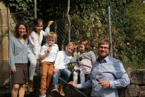 Familie Tobias Nägele